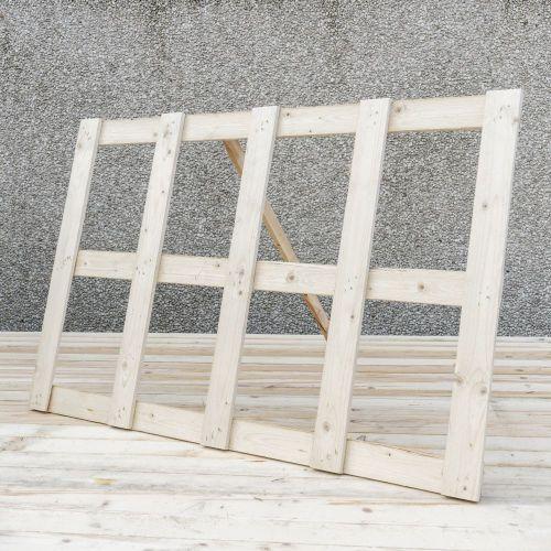 telaio in legno